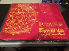 FORCE OF WILL: BATTLE FOR ATTORACTIA TOTE BAG SEALED/LIMITED EDITION/MINT