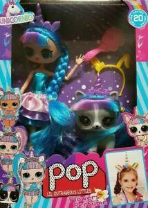 Girls Kids Unicorn Pop Lil Outrageous Little Lol Toy Gift Uk Stock