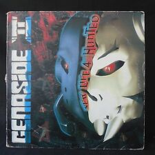 GENASIDE II New Life 4 The Hunted INTERNAL EU Press VINYL 2LP DRUM N BASS