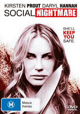 Kirsten Prout (Kyle XY) Daryl Hannah SOCIAL NIGHTMARE - MYSTERY STALKER DVD