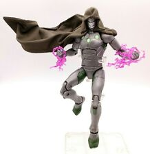 Dark Green Cape with Hat for Hasbro Marvel Legends Infamous Iron Man (No Figure)