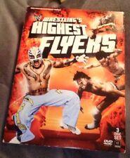 WWE: Wrestlings Highest Flyers (DVD, 2010, 3-Disc Set) WCW WWF
