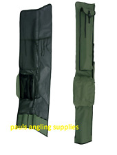 NGT Carp Fishing Rod Bag Holds  6 Rods Holdall 3 Rods + Reels + 3 Rods