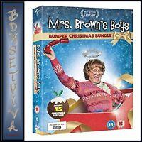 MRS BROWNS BOYS BUMPER CHRISTMAS BUNDLE CHRISTMAS BOXSET  BRAND NEW DVD