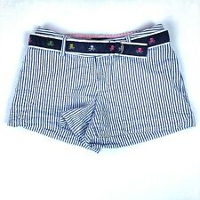 Ralph Lauren Kids Girls Size 7 Stripe Belted Shorts