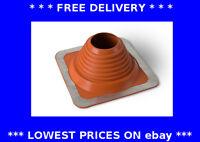 70-178mm Masterflash red roof flashing water rain chimney pipe weather seal