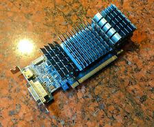 ASUS GeForce GT 520 1GB DVI HDMI PCIe Video Card Silent, GT520-1GD3-CSM, half