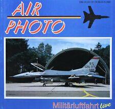 AIR PHOTO Band 4 (Alpha Jet/RamsteinAFB/RF-4CPhantom/MiG-23/F-16)