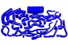 VOLKSWAGEN Golf Mk5 R32 Dsg liquide de refroidissement silicone tuyaux 28 pcs + prise, radiateur kit