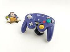 Nintendo Gamecube Controller Clear Purple | Halbtransparent Lila | Game Cube