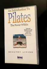 VHS Video (PAL) - An Introduction to Pilates - The Power Within