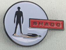 UFO SHADO - Gerry Anderson British TV Television Series Logo - Enamel Pin