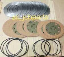 Jcb Parts Brake Friction & Counter Plates & Seals Set (450/10226 450/10224)