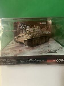 CORGI 1:50 CC60210 PzKpfw V PANTHER Ausf.G  FALL OF GERMANY 1945 New 1.50