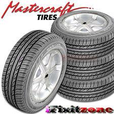 4 Mastercraft MC440 195/60R15 88H SL All Season Performance Tires 195/60/15 New