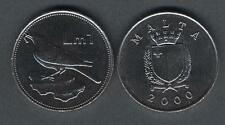 MALTA 1 Lira 2000 UNC