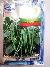 Cowpea Yard long bean snake vegetable 100 seeds organic tropical garden Plant