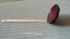 Ramen Spoon Traditional Wooden Soup Ladle Soot Japanese Noodle Soup Udon
