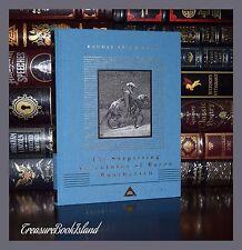 Surprising Adventures Baron Munchausen Illustrated New Ribbon Deluxe Hardcover