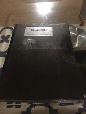 Final Fantasy Xv Hardcover Guide New Sealed!