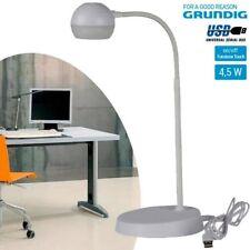 Lampada Da Tavolo a LED Flessibile USB 4,5W Grundig Lampade Scrivania Ufficio