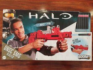 Boomco Halo UNSC SMG Blaster Gun - Brand New