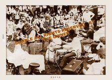 Allman Brothers Orig Lineup 69-70 Lot Of 3 Photos Aprox 5x7 Ko-Dak Gold Duane