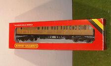 HORNBY RAILWAY OO GAUGE COACH R 436 LNER BRAKE COMPOSITE
