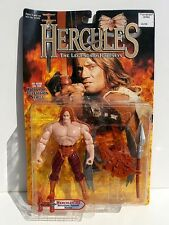 NIP Hercules The Legendary Journeys HERCULES III Assault Blades 1995 Toy Biz !!