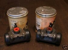 Citroen 2Cv pareja bombines freno delanteros Hasta 1963