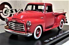 ESVAL MODELS 1951 GMC SERIES 100 FIVE WINDOW PICKUP TRUCK. LTD. ED. 500. BNIB.