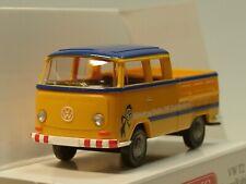 """Wiking VW T2 Doppelkabine """"VW Kundendienst"""" - 0314 03 - 1:87"""