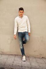 Sudaderas de hombre de manga larga 100% algodón talla XL