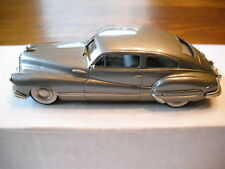 DESIGN STUDIO/MOTOR CITY DS-5 1948 BUICK SEDANET SILVER  1/43 SCALE