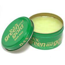 Dax Wax Green and Gold  99g Tin