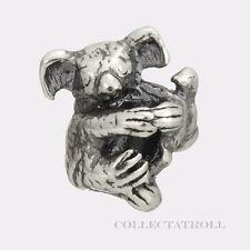 Authentic TrollBead Silver Koala TrollBeads  11512