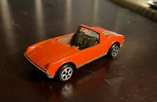 Politoys Vw Porsche 914 No E17 Die Cast Car 1/43 - Hard to Find