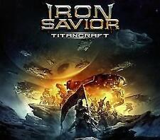 IRON SAVIOR - TITANCRAFT - DIGIPAK-CD - 884860152129