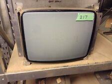 """19"""" Black & White Wells Gardner 19V2000 Monitor"""
