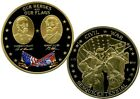 HEROES AND FLAGS OF THE CIVIL WAR  COMMEMORATIVE COIN VALUE $99.95