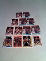 *****Vinnie Johnson*****  Lot of 28 cards.....9 DIFFERENT / Basketball