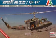 Elicottero IC.AB 212/UH-1N KIT 1:48 Italeri IT2692