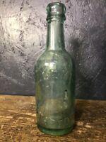 Vintage Antique Glass Bottle Eleys  Stafford