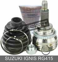 Outer Cv Joint 29X49X25 For Suzuki Ignis Rg415 (2000-2008)