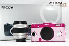 [MINT] PENTAX Q-S1 02 STANDARD ZOOM Kit 12.4 MP Digital SLR - PINK  (M476)