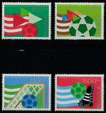 Angola postfris 1994 MNH 960-963 - WK Voetbal USA