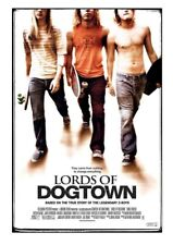LORDS OF DOGTOWN MOVIE POSTER 2 Sided ORIGINAL VF 27x40 HEATH LEDGER