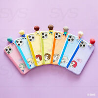 BTS Official Authentic Goods CHARACTER Figure Color Jelly Case Bbakkom Ver