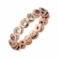 Eternity Rose Gold Costume Rings