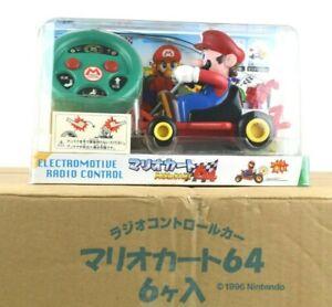 NEW Electromotive Radio Control Super Mario Kart Nintendo 64 System Japan
